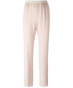 Agnona | Elasticated Waistband Trousers 46