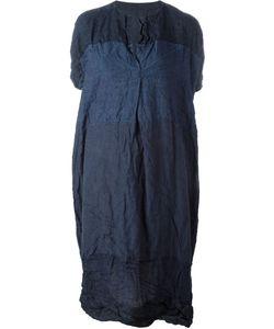 Daniela Gregis | Tonal Wrinkled Oversized Dress