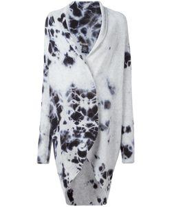 Suzusan | Shawl Lapel Open Cardigan Medium Cashmere