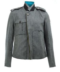 Ann Demeulemeester   Military Jacket Medium