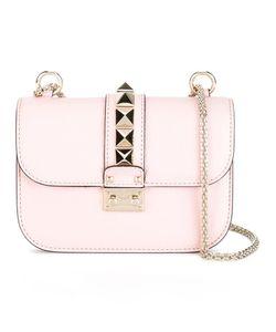 Valentino   Garavani Glam Lock Shoulder Bag Calf Leather/Metal