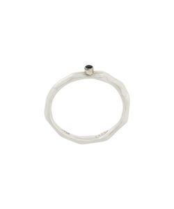 Rosa Maria   Single Stone Ring 52