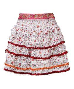 Poupette St Barth | Bibi Mini Skirt Xs Cotton