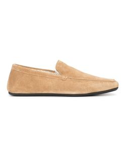 Salvatore Ferragamo | Shearling Insole Slippers 10