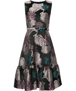 Co | Jacquard Dress Small
