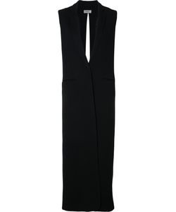 Nomia | Long Slit Back Vest 6