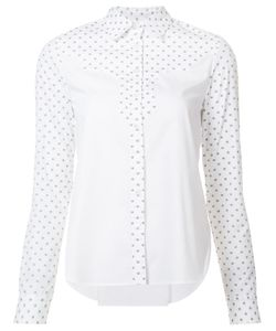 Rosetta Getty | Polka Dots Shirt 6 Cotton