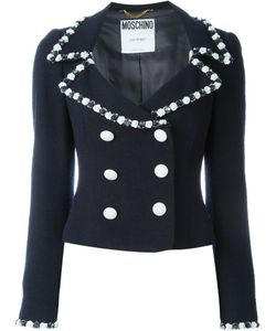 Moschino Vintage | Double Breasted Blazer