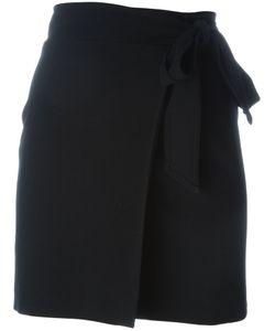 Moschino Vintage | Wrap Mini Skirt