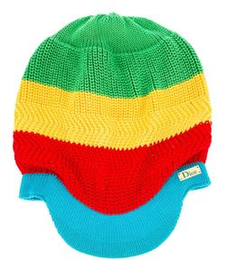 Christian Dior Vintage | Rasta Mania Knitted Hat