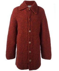 Yohji Yamamoto Vintage | Oversized Heavy Knit Coat Medium