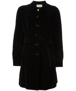 Emanuel Ungaro Vintage   Velvet Coat Medium