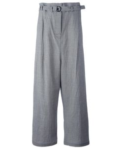 Christian Wijnants | Penny Wide-Legged Trousers 36 Wool/Spandex/Elastane