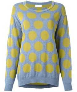 Christian Wijnants | Knack Jumper Medium Cotton/Polyamide/Wool