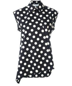 Christian Wijnants | Talla Polka Dots Shirt 40 Cotton