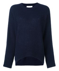 Christian Wijnants | Ribbed Knit Jumper Small Wool/Alpaca/Acrylic