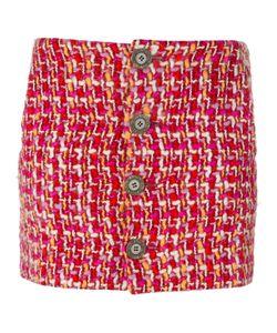 Yohji Yamamoto Vintage | Mini Boucle Skirt Small