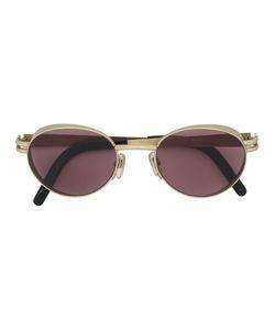 Yohji Yamamoto Vintage | Oval Sunglasses