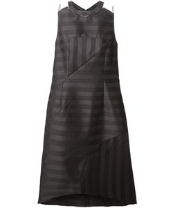 J Js Lee | Stripe Godet Dress