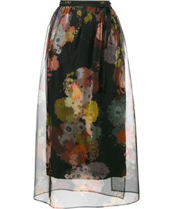 Dries Van Noten | Shiller Print Skirt Size 34