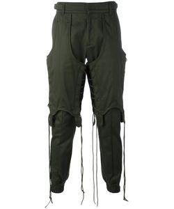 Juun.J | Lace-Up Detail Sweatpants 48