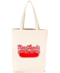 Marc Jacobs | Logo Hot Dog Print Tote