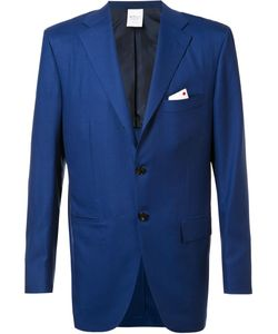 Kiton | Notched Lapel Blazer 54