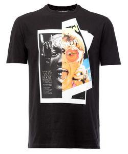 Neil Barrett | Rocky Elton Print T-Shirt Large Cotton