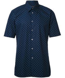 Jil Sander | Polka Dot Print Shirt 43 Cotton