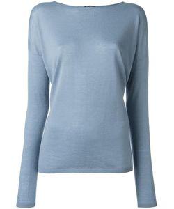 Iris von Arnim | Drop Shoulder Sweater Xs Cashmere