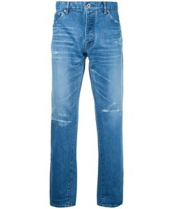 Taakk | Tapered Cropped Jeans 3