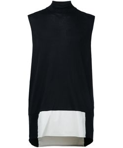 Berthold | Asymmetric Sleeveless T-Shirt Men M