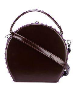 Bertoni | 1949 Round Crossbody Bag Calf Leather