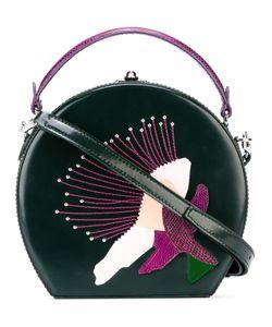 Bertoni | 1949 Embroidered Crossbody Bag