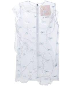 Mikio Sakabe | Embellished Sheer Dress