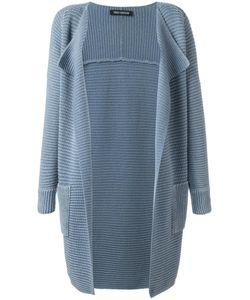 Iris von Arnim   Open Front Cardigan Medium Cashmere
