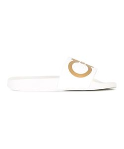 Salvatore Ferragamo | Groove Slider Sandals 7