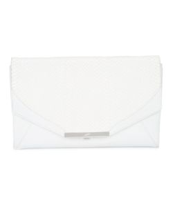 Khirma Eliazov | Contrast Panel Clutch Bag