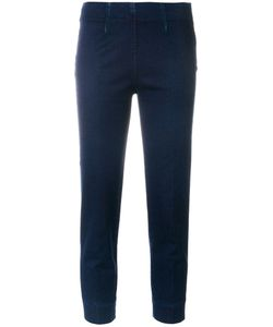 Piazza Sempione | Cropped Suit Trousers