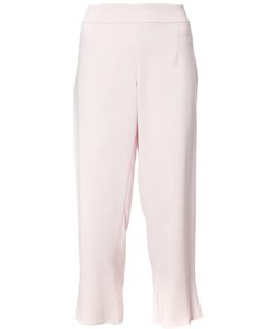 Cushnie Et Ochs   Tailored Straight Cropped Trousers 6