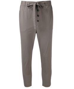 Lareida | Cropped Trousers 36