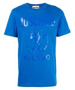 Moschino | Logo Print T-Shirt Xl Cotton