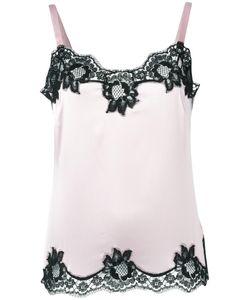 Dolce & Gabbana   Underwear Lace Insert Camisole Medium