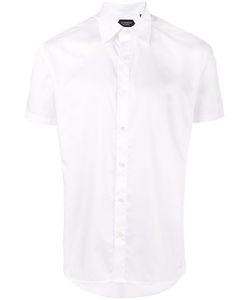 Curieux   Short Sleeve Shirt Xl