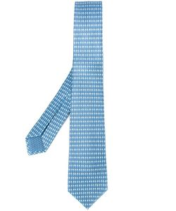 Bulgari | Micro Print Tie