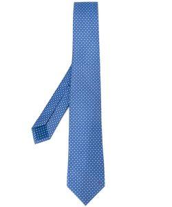 BVLGARI | Micro Print Tie