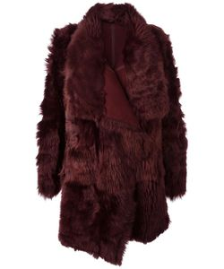 Meteo By Yves Salomon | Classic Fur Coat 42