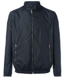 Salvatore Ferragamo | Band Collar Double-Sided Jacket 46