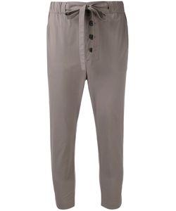 Lareida   Cropped Trousers Women 36