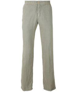 Z Zegna | Crinkled Trousers Men M